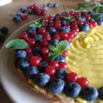 crostata ribes e mirtilli
