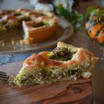crostata salsiccia e zucchine