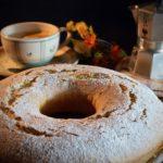 torta margherita a colazione