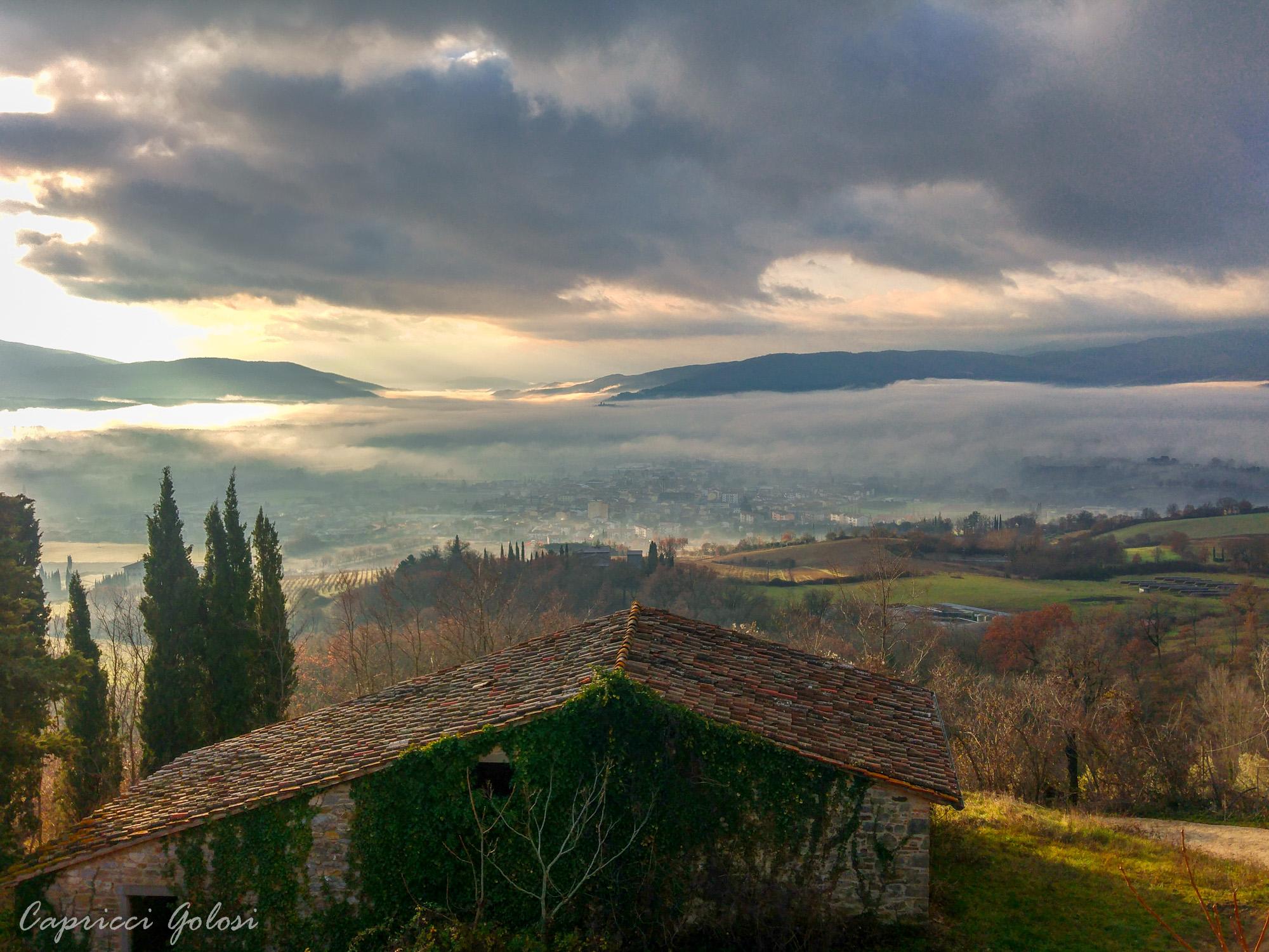 Casentino, Toscana